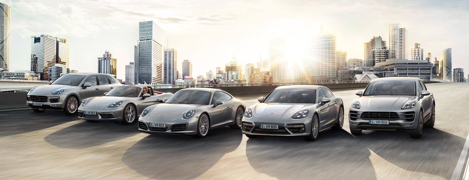 Guide to Buying a Pre-Owned Porsche