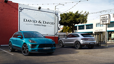 The new Macan Model Range